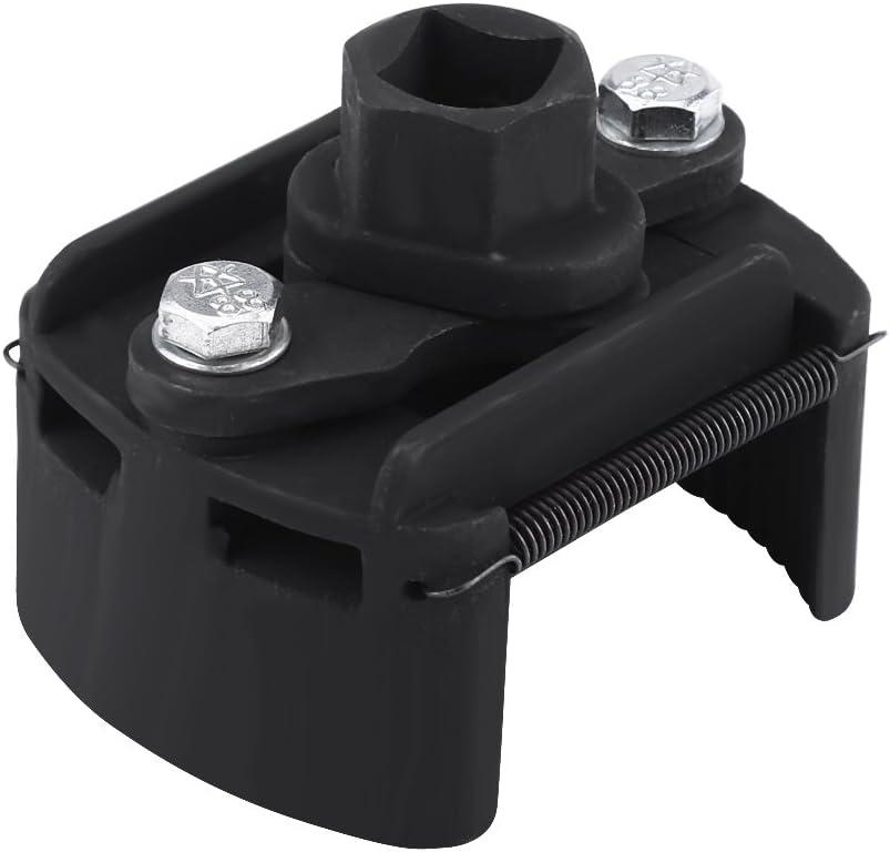 Bargain Latest item sale Oil Filter Wrench Universal 2 Fuel 60mm-80mm Adjustable Rem Jaw