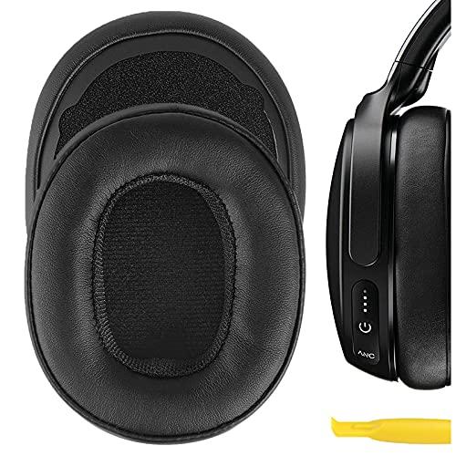 Geekria Earpad Replacement for Skullcandy Venue, Crusher Bluetooth Wireless, Hesh 3 Bluetooth Wireless Headphone/Ear Cushion/Ear Cups/Ear Cover (Black)