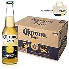 ビール コロナ・エキストラ ボトル 355ml×24本【オリジナルバッグ付】