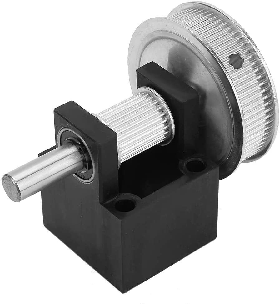 Shipenophy Reduction Tensioner Gear Pulle Max 49% Limited time for free shipping OFF Metal Synchronous Base