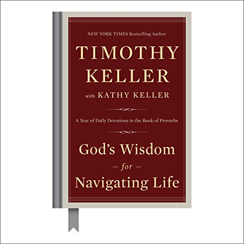 God's Wisdom for Navigating Life audiobook cover art