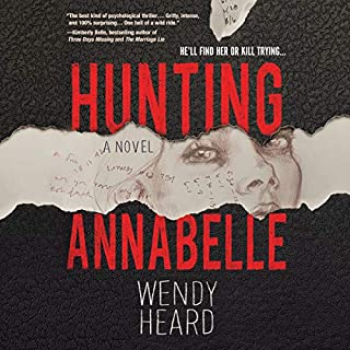 Hunting Annabelle audiobook cover art