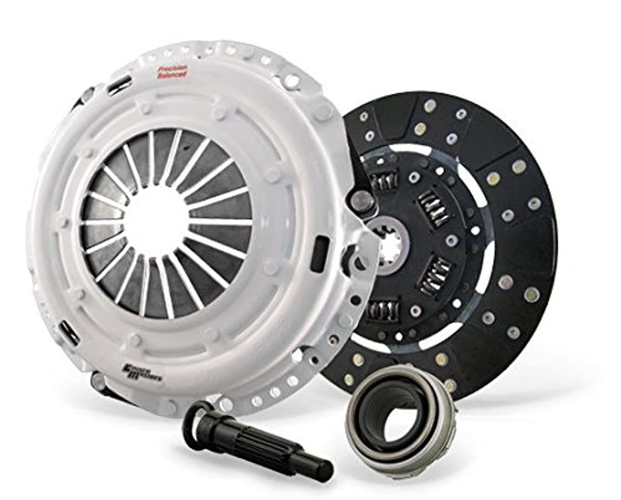 Clutch Masters 10060-HDFF Single Disc Clutch Kit with Heavy Duty Pressure Plate (Mazda Miata MX-5 2006-2010 .)