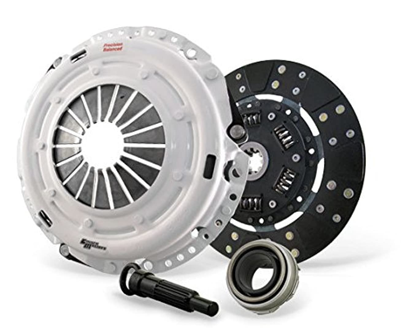 Clutch Masters 05110-HDFF Single Disc Clutch Kit with Heavy Duty Pressure Plate (Mitsubishi Lancer 2008-2014 .)