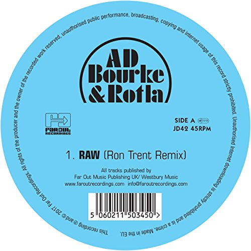 Raw (Ron Trent Remix) (180g Vinyl) [Vinyl Single]