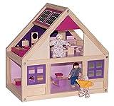 Woodyland Gran casa de Juguete de casa de muñecas casa de muñecas casa de Madera casa de muñecas Juguetes de Madera