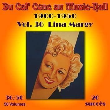 Du Caf' Conc au Music-Hall (1900-1950) en 50 volumes - Vol. 36/50