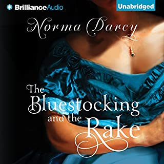The Bluestocking and the Rake cover art