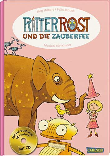 Ritter Rost: Ritter Rost und die Zauberfee: Einmalige limitierte Sonderausgabe für € 9,99