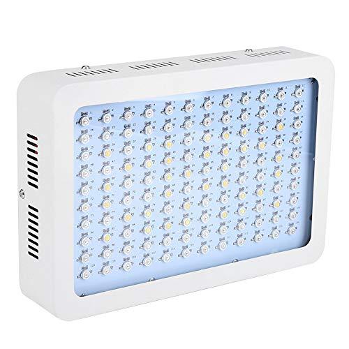 Espectro total LED plantas Crecimiento Luz Crecimiento Proyección pflanzenlicht para plantas verduras Flores 85–265V