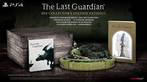 The Last Guardian  - Collector's Edition - [PlayStation 4]