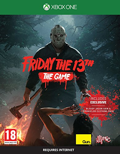 Friday the 13th: The Game - Xbox One [Edizione: Regno Unito]