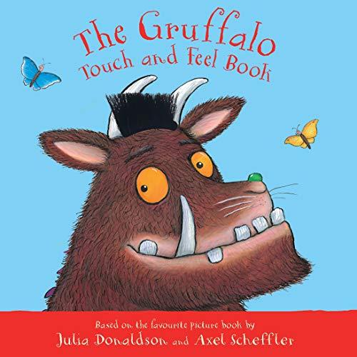 Gruffalo Touch & Feel Book