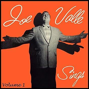 Joe Valle Sings Vol.1