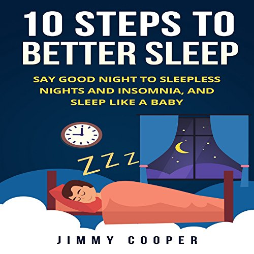 Sleep audiobook cover art