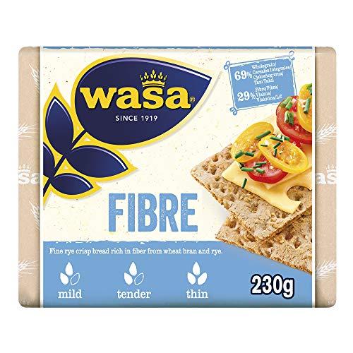 Wasa, Pan crujiente, Fibre 230gr
