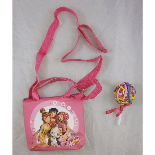 Tasche Gehstock mit Zopfgummis Mia and Me Disney–w89194