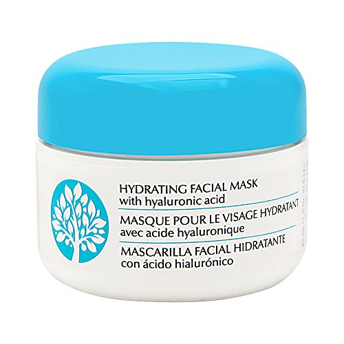 Living Source Hyaluronic Acid Hydrating Facial Mask 42.5g/1.5oz by Living Source