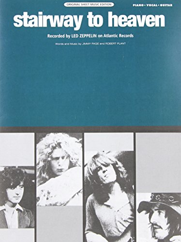 Price comparison product image Stairway to Heaven: Piano / Vocal / Chords,  Sheet