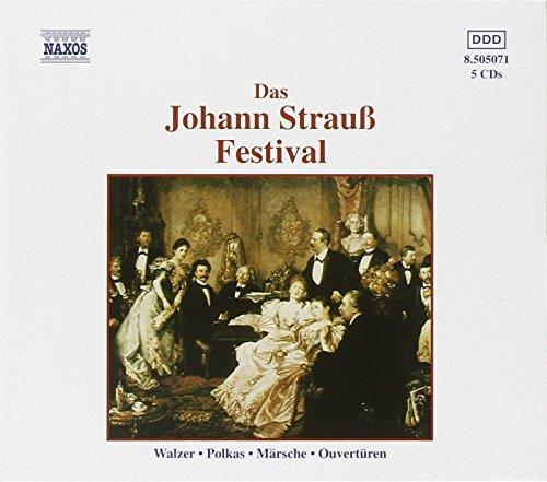 Strauss, Johann: Walzer, Polkas und Märsche
