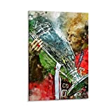 lvcha Arjen Robben 2 Leinwand-Kunst-Poster und