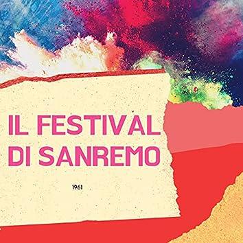 Il festival di Sanremo  - 1961