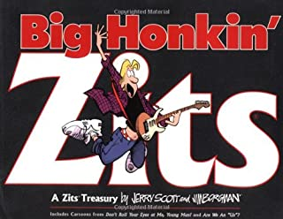 Big Honkin' Zits: A Zits Treasury (Volume 6)
