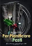 Agenda per pianificare i pasti: v1-7 Perfetta per pianificatore dei pasti per l'intera settimana | scrivere una lista della spesa per ogni pasto | 111 ... | 17,78 cm x 25,4 cm | XXXXXXXXXXXXXXXXXXXXXX