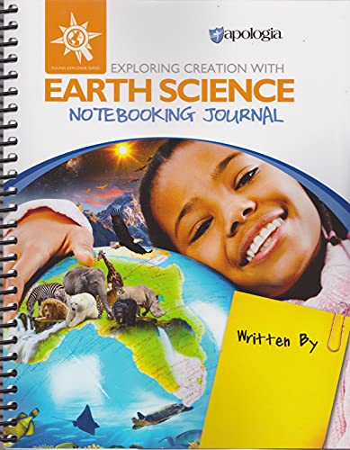 Compare Textbook Prices for Exploring Creation with Earth Science Notebooking Journal  ISBN 9781946506733 by Rachel Yunis