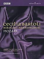 バルトリ モーツァルトを歌う(ウィーン・コンツェントゥス・ムジーク)[DVD]