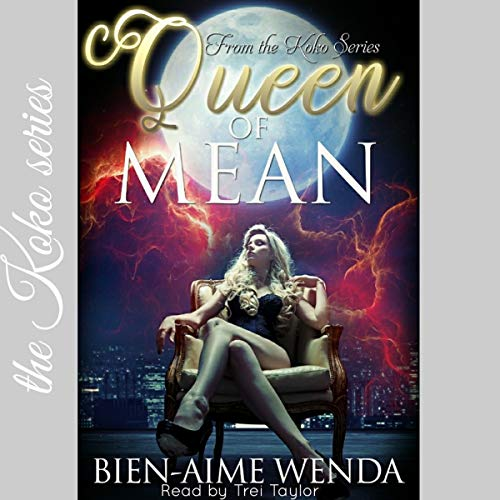 Queen of Mean audiobook cover art