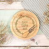 Tabla de cortar para queso personalizada, juego de tablas de cortar personalizadas con grabado