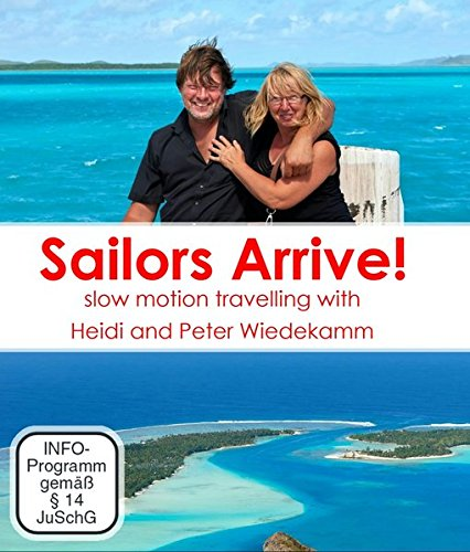 Sailors Arrive!, 1 DVD