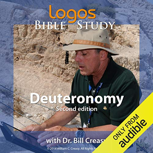 Deuteronomy cover art