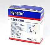 Cinta para fijación de vendajes Hypafix autoadhesiva, fina (2,5cm x 10m) estirable, no tejida