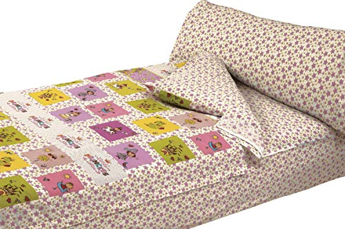 Montse Interiors Saco Nórdico Princesas Little Princess (Cama de 90)