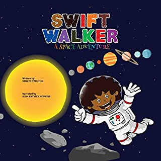 Swift Walker: A Space Adventure audiobook cover art