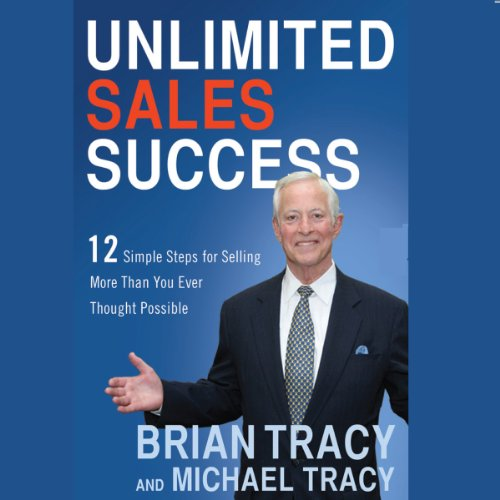 Unlimited Sales Success audiobook cover art
