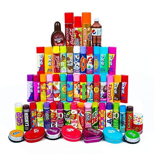 5 x verschiedene Lip Balm/Lip Gloss (J20/Hersheys/Wände/Pepsi/Jelly Belly/Fanta/Tango) - Lip Balm/Lippenpflegestift
