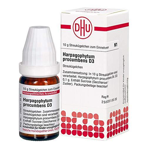 HARPAGOPHYTUM PROCUMBENS D 3 Globuli 10 g