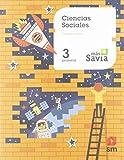 Ciencias sociales. 3 Primaria. Mas Savia. Castilla y León