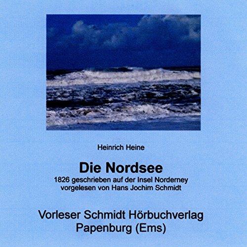 Die Nordsee audiobook cover art