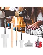 5 stks/set Naaimachine Onderhoud Kit, Schroevendraaier Draad Verwijderen Praktische Tool Huishoudelijke Naaien Universele Reparatie Accessoires Reparatie Tool Kit Voor Vrouwen