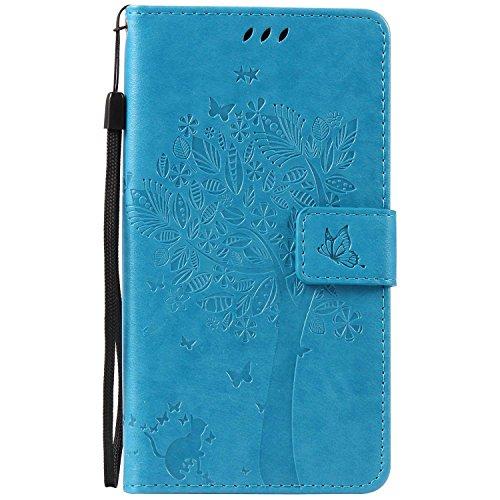 Guran® PU Leder Tasche Etui für Asus ZenFone Go ZB551KL 5.5