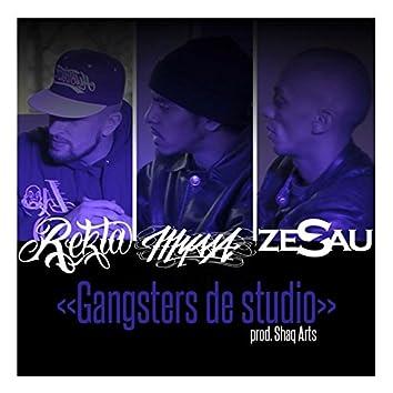 Gangsters de studio (feat. Myssa, Zesau)