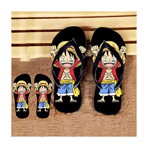 HDJX Chanclas de Dibujos Animados Anime Zapatillas de...