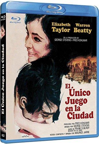 Das einzige Spiel in der Stadt / The Only Game in Town ( ) [ Spanische Import ] (Blu-Ray)
