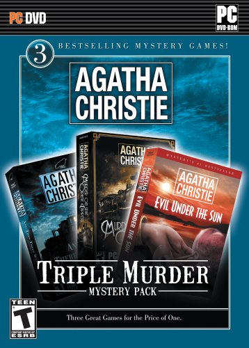 Agatha Christie: Triple Murder Mystery Pack - PC