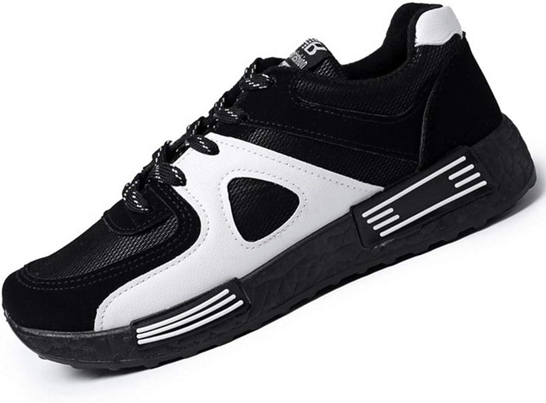 Btrada Women's Fashion Sneakers Mixed colors Walking shoes Comfortable Sport shoes Flats Running shoes