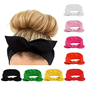 Beauty Shopping Habibee Women Headbands Turban Headwraps Hair Band Bows Accessories